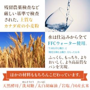 パン 無添加 天然酵母パン 焼あんぱん×2個 天然酵母 あんぱん (smp)