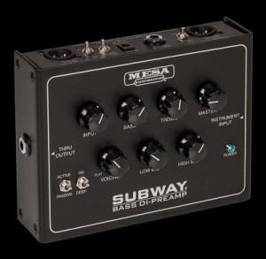 MESA/BOOGIE/Subway Bass DI-Preamp【メサブギー】【送料無料】