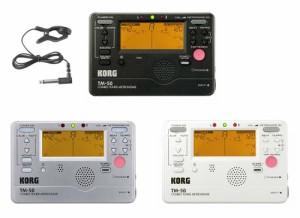 KORG/チューナーメトロノームマイクセット TM-50 & JC-01L【コルグ】【メール便発送代引き不可】