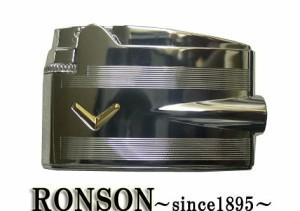 送料205円〜RONSON(ロンソン)VaraflameMini(ヴァラフレーム)R31(鏡面エンジンタン柄)フリント式ガスライター(おまけ付き)