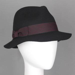 [MA8980552] ソフトハット 中折れ帽 ハット 帽子 フェルトハット 4色展開