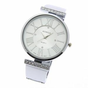ファッションウォッチ シンプル・ビッグフェイス バングル腕時計 FW-978