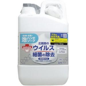 """""""ハンドラボ 薬用泡ハンドソープ 詰替用 2.7L"""""""