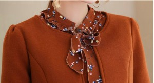 ワンピース Aライン 花柄 リボン ジャケット付き 女子会 大人 上品 海外 華やか レディース お取り寄せ