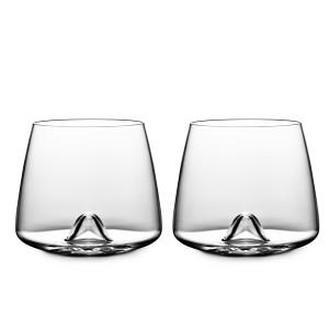 normann ノーマン コペンハーゲン ウイスキーグラス 2個 セット / おしゃれ ロックグラス ブラウンデーグラス ウィスキーグラス