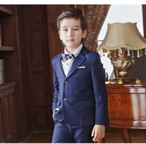 17c2eabecc5fe  男の子スーツ フォーマル 子供用スーツ キッズ 4点セット ジャケット+シャツ+