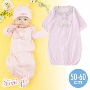 c768eb567bb1f スウィートガール新生児ツーウェイオール ベビー服  赤ちゃん  ベビー  ツーウェイ