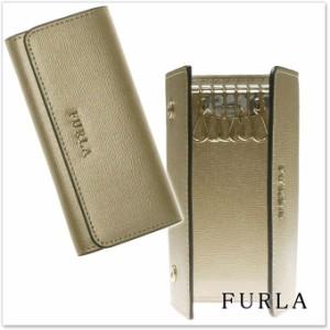 52195e83669e FURLA フルラ レザー6連キーケース BABYLON /