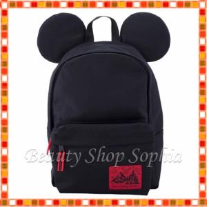 0a4221db22d0e ミッキーマウス 耳付きリュックサック S ブラック 黒 ディズニー グッズ お土産 東京ディズニー
