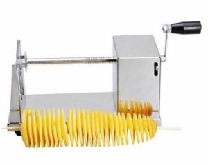 ツイストポテトスライサー ポテトカッター ジャガイモ チップス