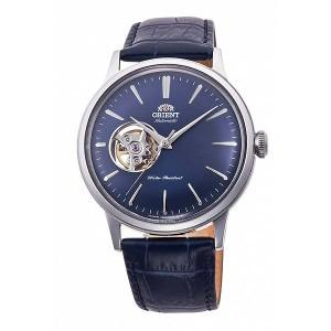 2436c32856 腕時計 メンズ オリエント ORIENT 自動巻き RN-AG0008L ネイビー
