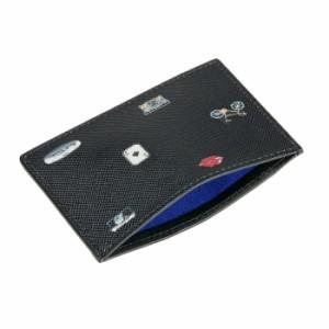 Paul Smith/ポールスミス 限定カフリンクプリント パスケース 薄型/カードケース/送料無料