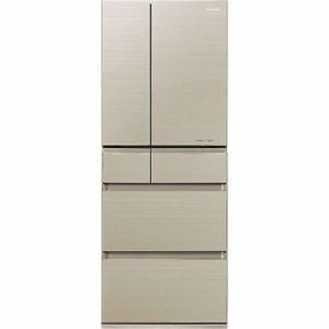 NR-F453HPX-N パナソニック 450L 6ドア冷蔵庫(の画像