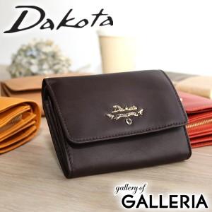 【ポイント10%】【即納・送料無料】ダコタ 財布 Dakota フォーチュン Fortune 二つ折り財布  革 レザー  0035780
