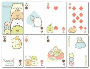 カードゲーム 【トランプ】 すみっコぐらし トランプ 【ゲーム】 【エンスカイ】