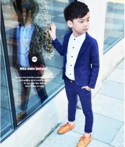キッズ 男の子 スーツ 子供スーツ 2点セット 上下セット フォーマルウエア タキシード 結婚式 入学式 入園式 卒業式 七五三