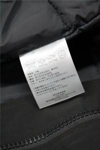 BCNU メンズ ダウンジャケット ファー付