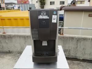 O▼ホシザキ 製氷機 チップアイス ディスペンサー 2014年 DCM-70K (09381)