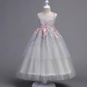 7af1e45297d98  今買うと、手袋をプレゼント ドレス ワンピース ロングドレス 子供 ドレス ピアノ発表会 子供フォーマル フォーマルドレス