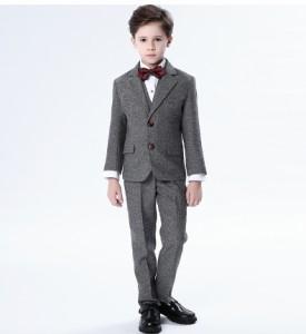 0ad092b65dbfd 子供服 フォーマル スーツ タキシード 男の子 キッズ スーツセット結婚式 発表会 七五三