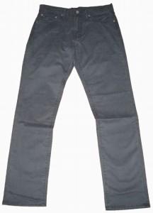 リーバイス Levis 511 スリム ストレッチ 04511-1928 グレー パンツ メンズ 黒 ユーズド加工 男性用