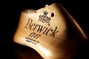 BERWICK・バーウィック・スペイン製ドレスシューズ・グットイャー製法・ストレート・オリジナルラバーソール