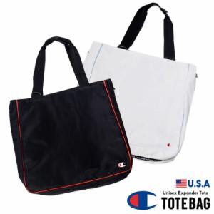 3f4d6060f Champion チャンピオン トートバッグ Expander Side Zip Tote Bag