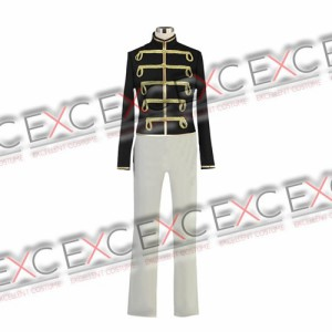 明治東亰恋伽 川上音二郎(かわかみおとじろう) 軍服 風 コスプレ衣装