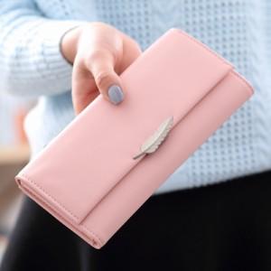 cda0ad16ebf4 大容量 レディース 財布 長財布 レディース へのプレゼント 女性用 ウォレット 小銭入れあり