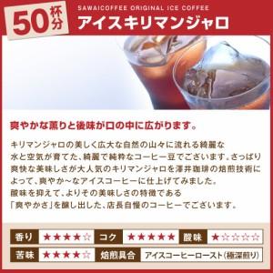【澤井珈琲】送料無料 コーヒー専門店のたっぷりアイスコーヒー・水出しコーヒー福袋2