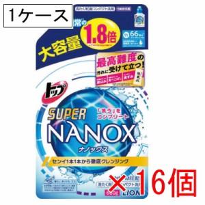 トップ スーパー NANOX (ナノックス) つめかえ用 大 660g ×16個 (1ケース)