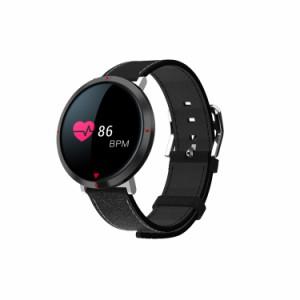 a5c5d0b411 スマートウォッチ 血圧測定 血中酸素濃度 心拍計 活動量計 歩数計 スマートブレスレット 腕時計型 睡眠検測 健康管理 着信通知 LINE通知