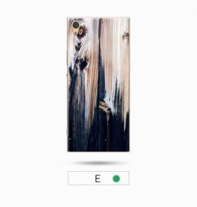 Sony Xperia XA1 カバー シンプル テクスチャ ソニー  おすすめ おしゃれ アンドロイド スマホケース