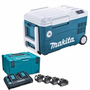 マキタ CW180DZ+A-67094 充電式冷温庫+パワーソースキット2 18V/14.4/100V/シガーソケット【正規販売店】