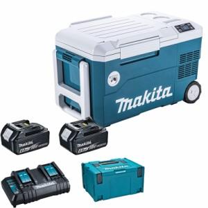 マキタ CW180DZ+A-68317 充電式冷温庫+パワーソースキットSH1 18V/14.4/100V/シガーソケット 【正規販売店メーカー保証付き】