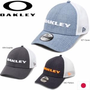 処分 OAKLEY 911523 HEATHER NEW ERA HAT 日本正規品 オークリー ヘザー ニューエラ ハット ゴルフキャップ