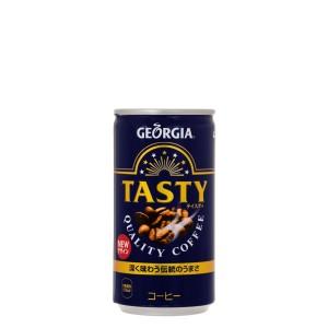 2ケースセット コカコーラ ジョージア テイスティ 缶コーヒー 185g缶 飲料 飲み物 ソフトドリンク 30本×2ケース 買い回り 買い周り