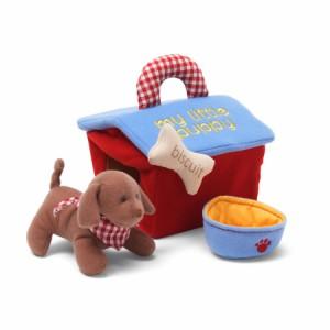 ガンド GUND マイリトルパピーハウス プレイセット 320627 犬 子犬 ハウス おもちゃ 知育 子ども キッズ ベビー 新品