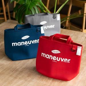 保冷ランチトートバッグ maneuver 保冷バッグ ウエットスーツ素材 マヌーバ ( ランチバッグ トートバッグ 保冷 お弁当バッグ お弁当グッ