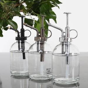 ダルトン DULTON 霧吹き ガーデニング用品 ガラスポンプ ( ガラス スプレー ミストボトル スプレーボトル ガラス製 おしゃれ ガーデニン