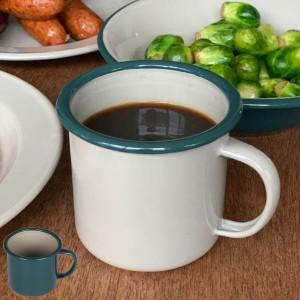 アウトドア 食器 マグカップ コップ ダルトン DULTON 360ml ( アウトドア食器 キャンプ食器 カップ ホーローコップ ホーロー 臭い 付き
