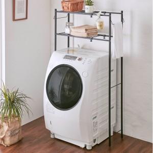 洗濯 ラック ニトリ 機