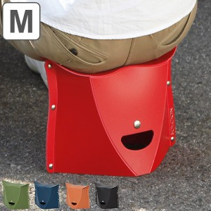 イス 折りたたみ パタット PATATTO 軽量 コンパクト スツール ( コンパクトチェア ローチェア 簡易チェア 簡易椅子 作業椅子 イス アウ