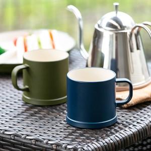 アウトドア マグカップ コップ 350ml スタッキング YaHhome ヤッホーム ( 食洗機対応 電子レンジ対応 マグ 日本製 プラスチック 積み重