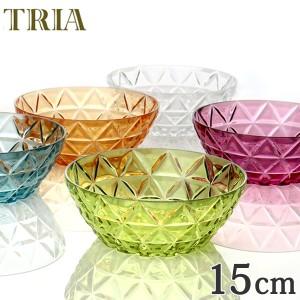 キントー KINTO ボウル トリア TRIA 食器 15cm  ( 小鉢 サラダボウル サラダ 皿 食洗機対応 プラスチック 割れにくい クリア プラスチ