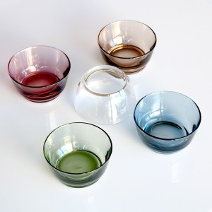 キントー KINTO ボウル 10cm HIBI 皿 食器 洋食器 ガラス製 ( 食洗機対応 小鉢 お皿 ガラスボウル 豆鉢 カップ ガラス フルーツカップ