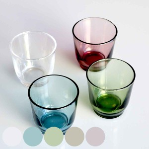 キントー KINTO タンブラー 220ml HIBI コップ グラス 食器 洋食器 ガラス製 ( 食洗機対応 ガラスコップ 小さめ カフェ風 ガラス食器 ガ