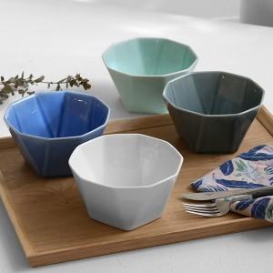 ボウル 13cm ディープ GOKAKU 皿 食器 陶器 ( 鉢 電子レンジ対応 食洗機対応 中鉢 深い うつわ 小鉢 取り皿 スープボウル シリアルボウ