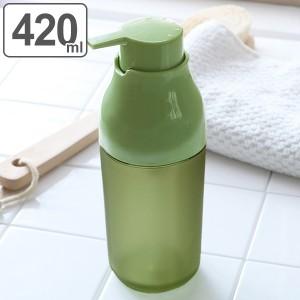ディスペンサー リキッドタイプ プリスベイス PLYS base 420ml ( ディスペンサーボトル ソープディスペンサー ソープボトル 液体 リキッ