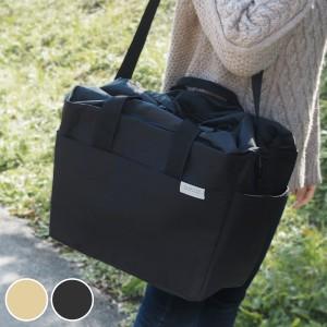 エコバッグ 保冷 レジカゴバッグ Miketto ROUGHT ( レジカゴ型 保冷バッグ お買い物バッグ マイバッグ ショッピングバッグ 買い物かばん